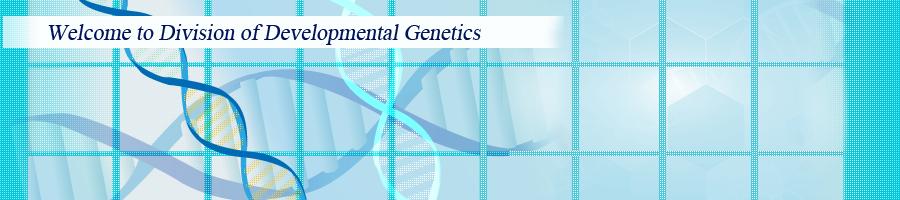 生命資源研究・支援センター 発生遺伝分野